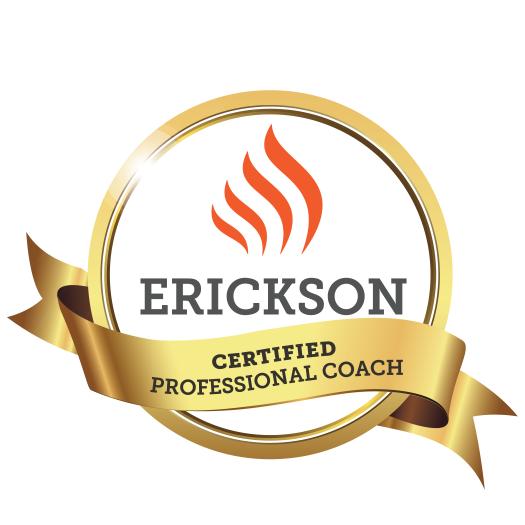 erickson coaching international - ECPC badge