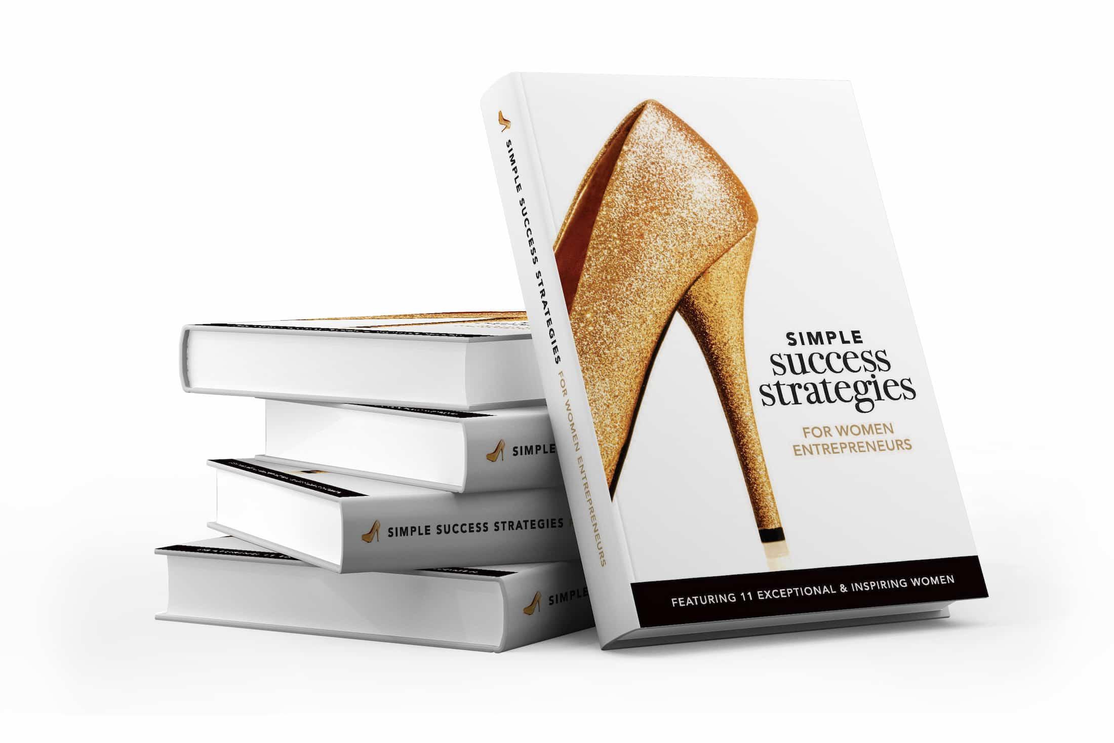 Simple Success Strategies for Women Entrepreneurs book cover